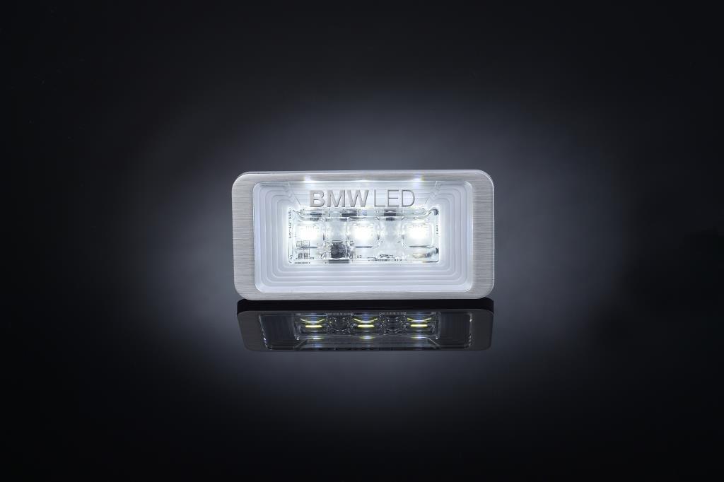 High Performance Gepäckraum-Leuchte