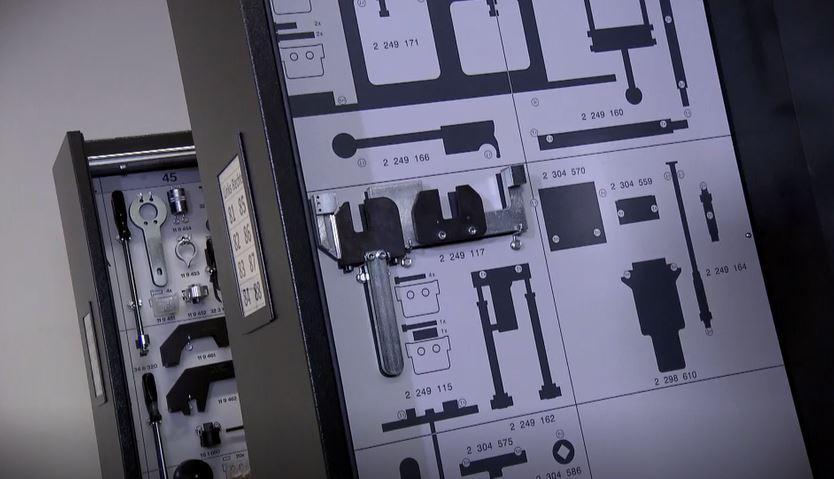 Hakensatz OEM Spezialwerkzeugtafeln