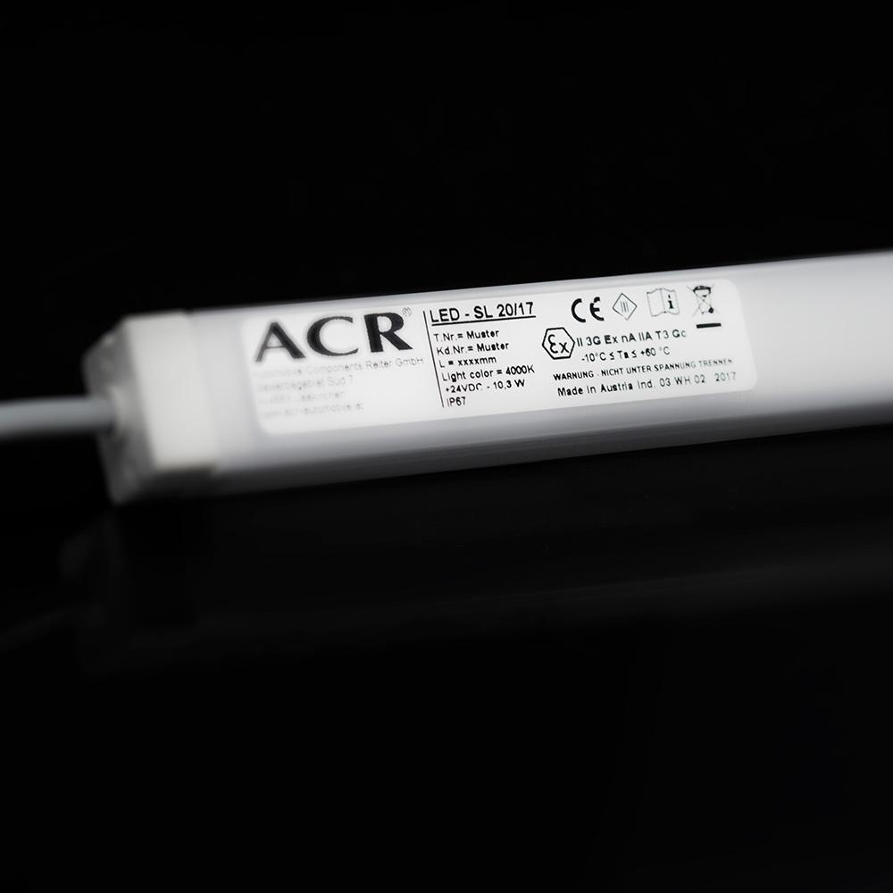 ATEX-konforme LED-Leuchte