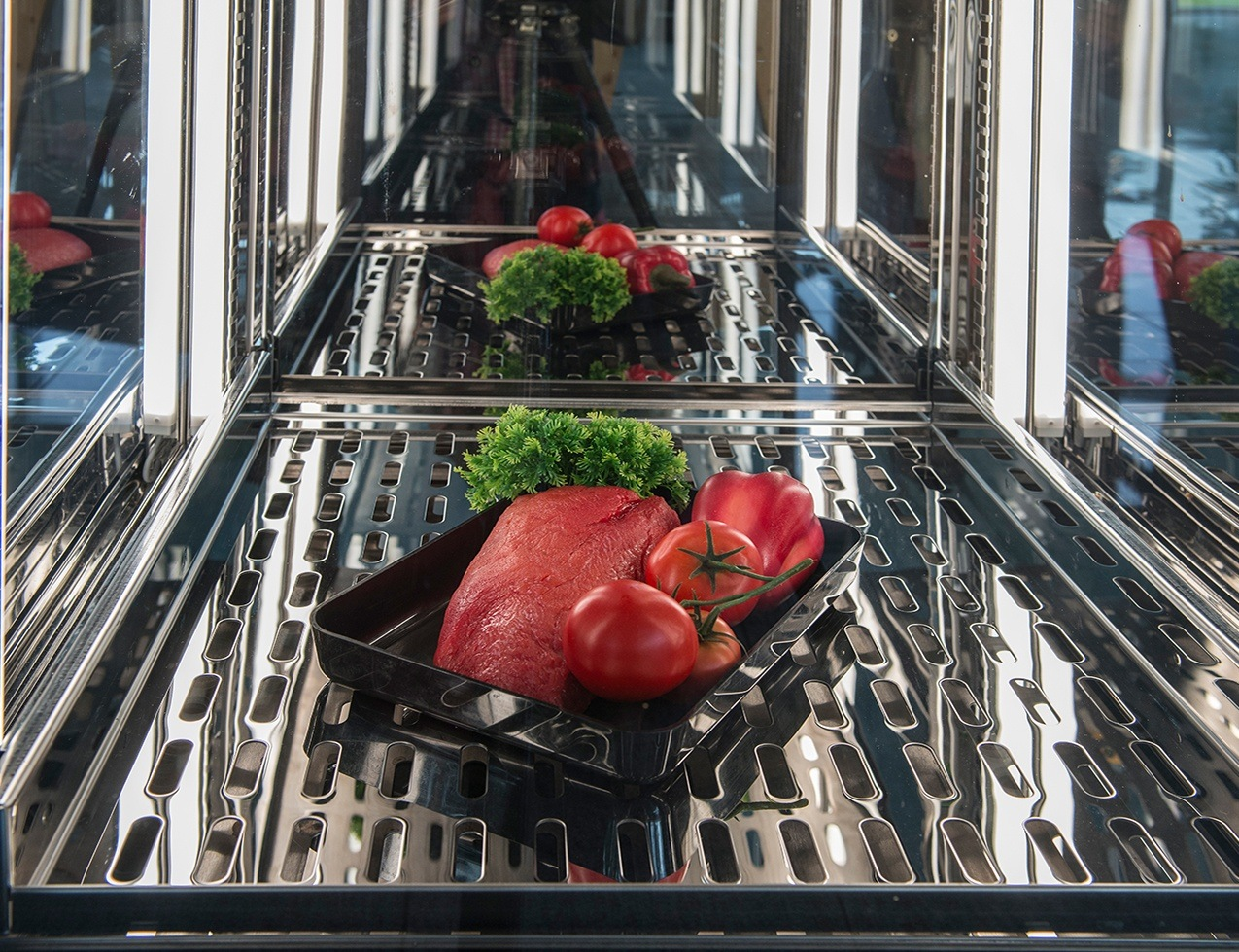 Innovative LED lighting for the food sector